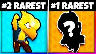 Top 5 BEST Skins in Brawl Stars!