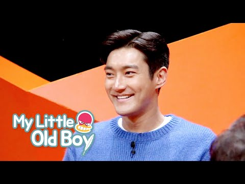 "What Does Si Won Think Of  Hee Chul On ""My Little Old Boy""? [My Little Old Boy Ep 165]"