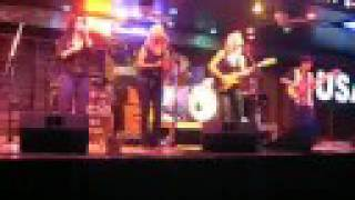 "Laurie Morvan Band ""I Can"
