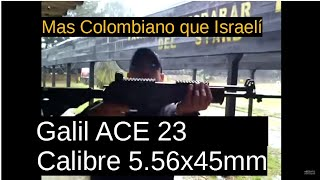 Galil ACE 23 -Calibre 5.56x45mm