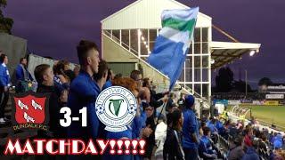 Dundalk FC 3-1 Finn Harps - Matchday Vlog - EXTRA T ME MADNESS