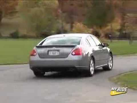Perfect Review: 2007 Nissan Maxima   YouTube