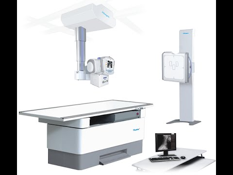 Digital Radiography Systems Youtube