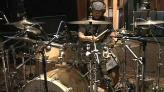 Tony Royster Jr. Jay-Z's drummer live in the studio