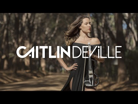 Mad Love (Sean Paul, David Guetta Ft. Becky G) - Electric Violin Cover | Caitlin De Ville