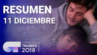 Resumen diario OT 2018 | 11 DICIEMBRE