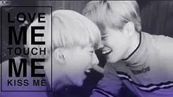 NCT DREAM CHENLE x JISUNG - Love me,Touch me,Kiss me #chensung