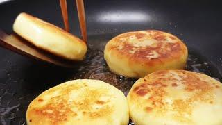 감자호떡 만들기 ,치즈 감자호떡 레시피