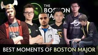 Best moments of Boston Major main qualifiers — Dota 2