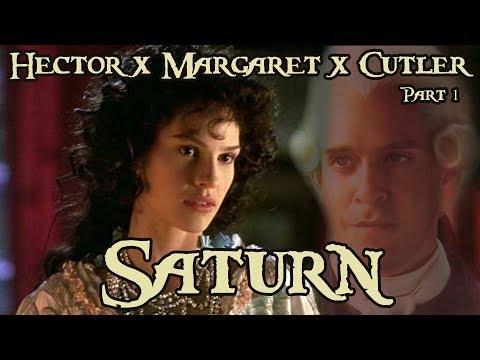Hector Barbossa x Margaret Smith x Cutler Bekett Part 1 Saturn