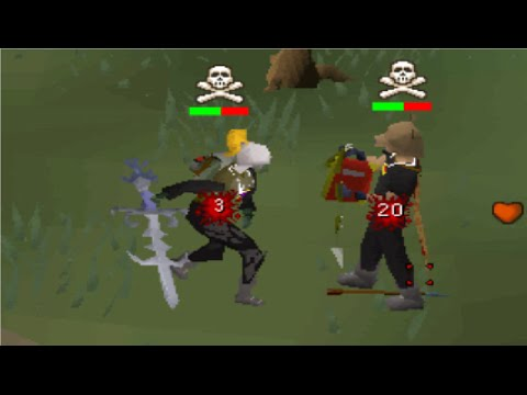 Annihilating Noobs on a Maxed 20 Defense AGS Pure