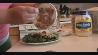 Weight Watcher Recipe Tuna Salad 9 pt.