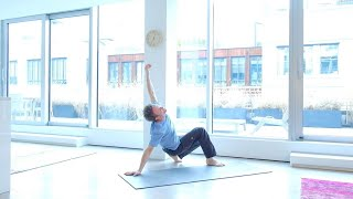 Strong Yoga with Tai Chi Flow