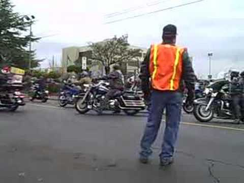 2007 ABATE Shriner's Toy Run Portland Oregon