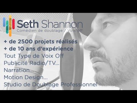 Création de Voix pour annoncer tous les types d'événements culturels ou marketing