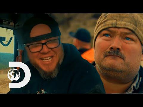 Rick's Crew Pushes Hard To Run More Dirt Through Big Red | Season 10 | Gold Rush