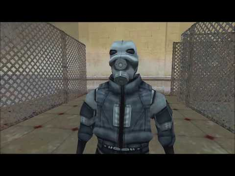 Half-Life 2: Classic POINT INSERTION Demo Gameplay
