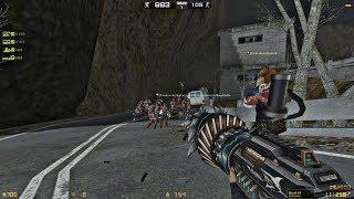 EL MEJOR JEFE DEL NEXON ZOMBIES! (Jack Boss) - Counter-Strike Nexon: Zombies