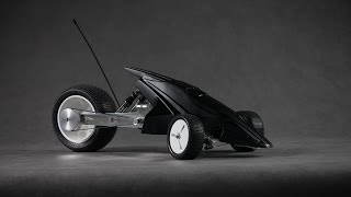 ZMorph 3D printer RC car model by Jakub Ratajczak