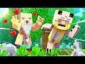 STINKY FEET LIEBT ISY    Minecraft FAKE HAUS  2