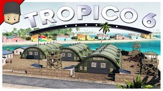 Tropico 6 - Ep.07 : THE ARMY & GIVEAWAY! (Tropico 6 Gameplay)