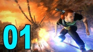 inFamous 2 - Part 1 - The Beginning (Let