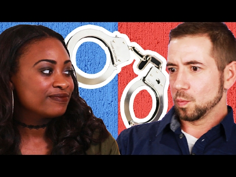 Thumbnail: A Liberal And A Conservative Get Handcuffed For 24 Hours