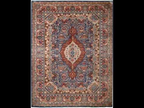 Buy Iranian Carpets | Kashmar