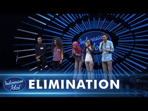 Penampilan The Ribets meleset dari perkiraan Ari Lasso - ELIMINATION 2 - Indonesian Idol 2018