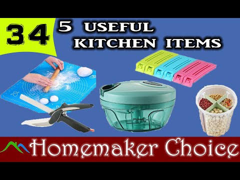 Kitchen Life Hacks | Kitchen Tips | Household Items | Household products in  tamil