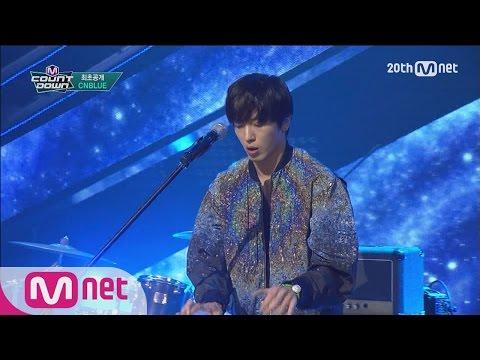 CNBLUE(씨엔블루) - 'RADIO' COMEBACK Stage M COUNTDOWN 150917 EP