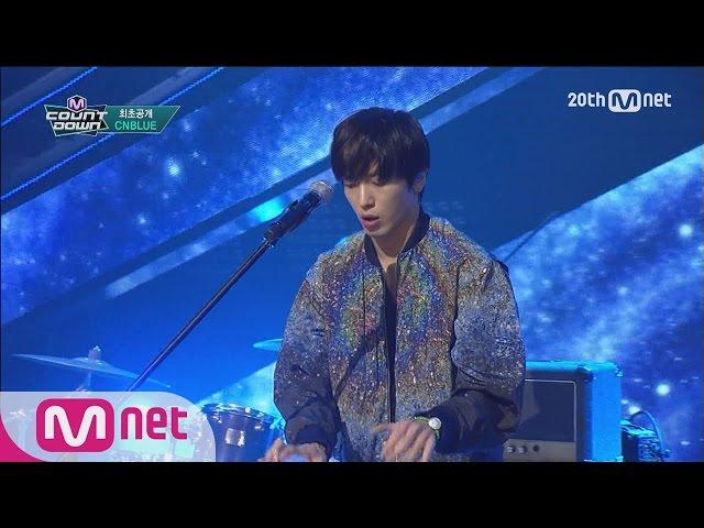 CNBLUE(씨엔블루) - 'RADIO' COMEBACK Stage M COUNTDOWN 150917 EP.443