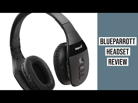BlueParrott S450-XT Noise Canceling Bluetooth Headset Review