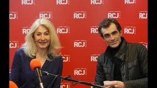 Décryptage, Annette Levy-Willard reçoit Raphael Enthoven sur RCJ