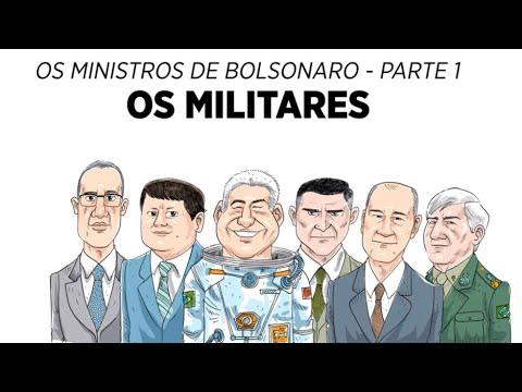 Quem São Os Ministros Militares De Bolsonaro (Parte 1/3)
