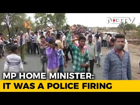Madhya Pradesh Farmers Were Shot by Police, Admits Government