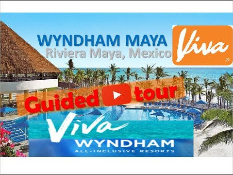 Viva Wyndham Maya - Guided Tour