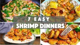 7 Easy Shrimp Dinner Ideas