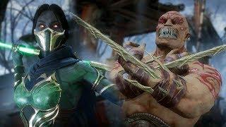 MORTAL KOMBAT 11 - Jade vs Baraka (New Fatality) High Level Gameplay #5 @ 60ᶠᵖˢ ᴴᴰ ✔