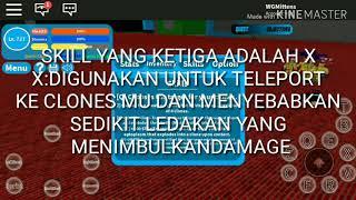 [CODE BARU!] Review quirk buat farm terbaik:clones | Boku No Roblox | Roblox Indonesia