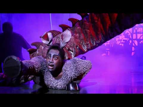 Shrek the Musical UK & Ireland Tour FULL Trailer