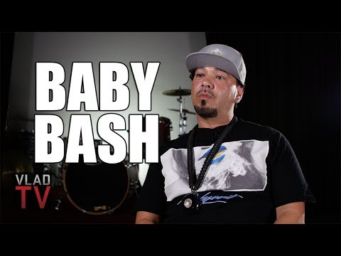 Baby Bash on South Park Mexican (SPM) Getting 45 Years for Impregnating 13-Year-Old