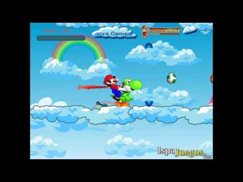 Mario Great Adventure 5 Juego Clasico