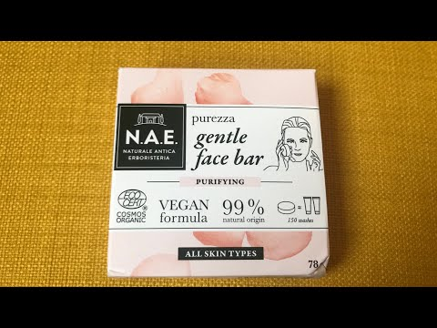 N.A.E. Gentle Face Bar Review