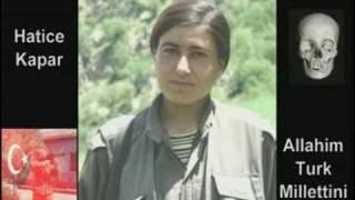 PKK Kadin oluleri 2007-2008 PKK