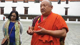 [A Must Watch] What a Buddhist Monk has to say about Religion.