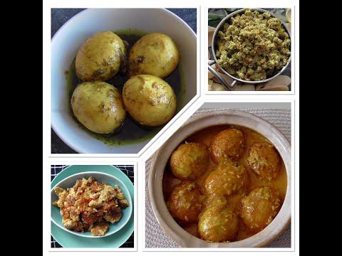 4 Eieren recepten