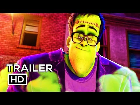 MONSTER FAMILY Official Trailer (2017) Emma Watson, Nick Frost Animated Family Movie HD