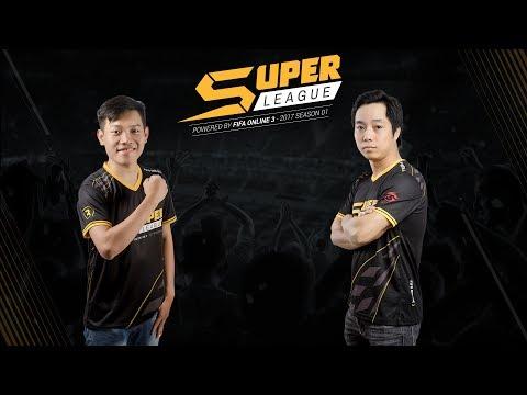 [27.05.2017] Thanh Tòng vs Anh Tuấn [SuperLeague 2017]
