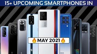 15+ UPCOMING SMARTPHONES IN MAY 2021 || REALME 8 PRO 5G || POCO M3 PRO || REALME GT NEO || MICROMAX